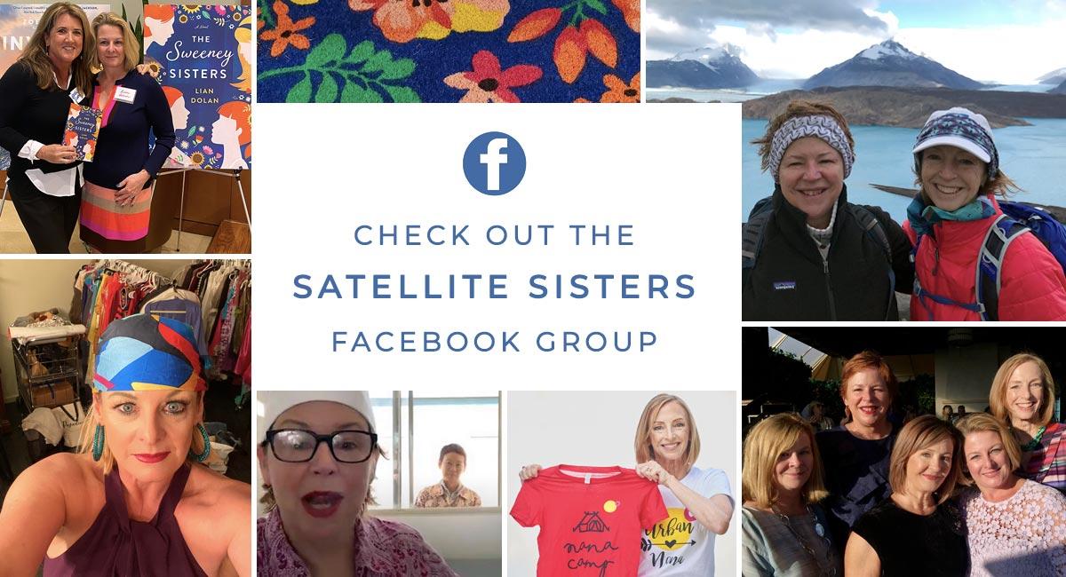 Satellite Sisters Facebook Group